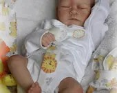 FREE Baby w/ Diamond Package - Custom Reborn Babies - Michael by Jane Collingwood 17 inches 4-6 lbs 3/4 Arms ~ Full Legs .