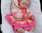 Custom Reborn Babies - Realborn® Miranda Asleep 19 inches Full Limbs &