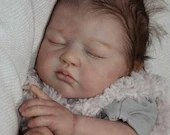 Custom Reborn Babies - Josie Leigh By Conny Burke LE 20 inches 3/4 limbs 5-7 lbs .