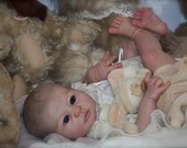 Custom Reborn Babies - Mio by Elisa Marx 20 inches 3/4 arms & Full Legs