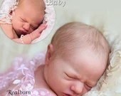 Custom Reborn Babies - Realborn® Jaycee Sleeping 18 inches Full limbs  4-6 lbs
