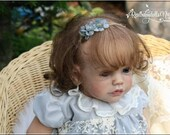 CUSTOM ORDER Reborn Doll Baby Girl or boy Maxi by Sigrid Bock 23 inches Full Limbs &  Limited Edition  7-8 lbs (Reborn Babies)