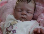 Custom Reborn Babies - Pebbles By Petra Lechner 19 inches 3/4 Limbs 5-7 pounds .
