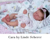 CuStOm Cara by Linde Scherer (19 Inches + Full Limbs)