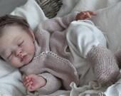 Custom Zori By Dawn McLeod Full limbs 16 inches 3-4 lbs (Reborn Babies)