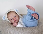 SPECIAL OFFER! Buy One Get One 25% Off! Custom Reborn Babies - Realborn®Landon Awake  21 inches full limbs 5-7 lbs