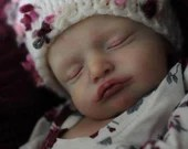 SPECIAL OFFER! Buy One Get One 25% Off! Custom Reborn Babies - Rosalie By Olga Auer Full Limbs 20 Inches 6-8 lbs