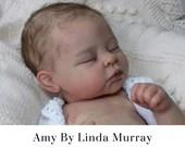 CuStOm ReBoRn Amy by Linda Murray (19 Inches & 3/4 Limbs)