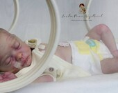 Custom LE 500 Maia By Priscilla Lopes 16 inches Full arms & legs 3-5 lbs (Reborn Babies)