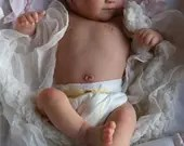 SPECIAL OFFER! Buy One Get One 25% Off! Custom Reborn Babies - Realborn®June Asleep 19 inches Full Limbs 4-6 lbs