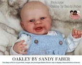 CuStOm  Oakley By Sandy Faber (17 Inches + Full Limbs) FULL-BJD *Not Weighted