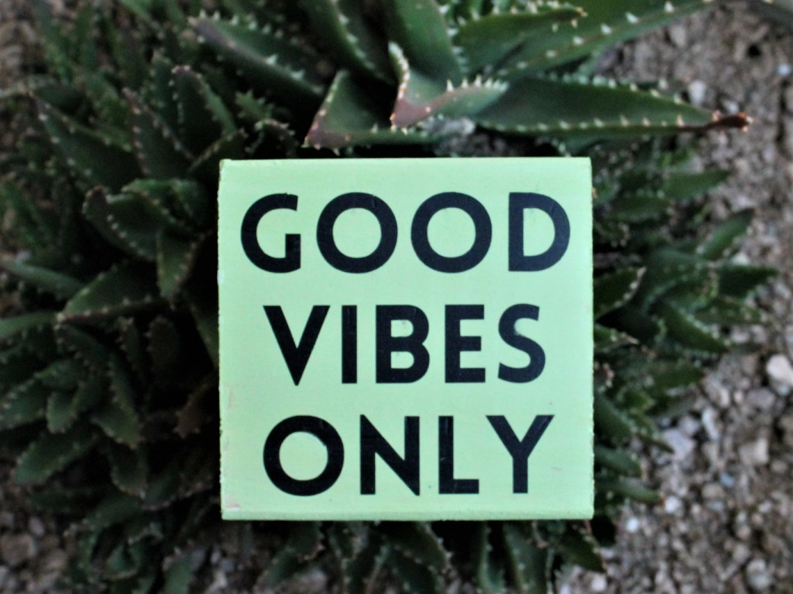 Good Vibes Only - small 3...