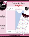 Candy Bar Sleeve Wrapper Gift Or Party Favor Template By Etsy