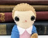 Stranger Things plushies - Eleven (made to order)