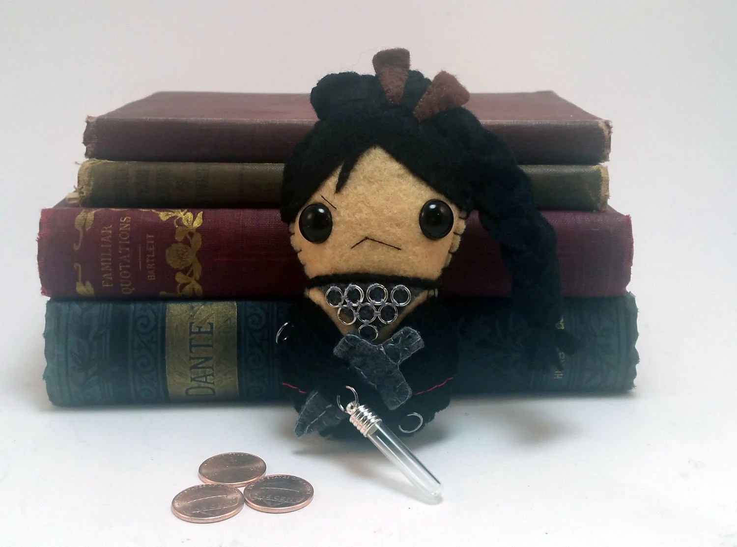 Jane Yellowrock plushie (...