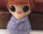 Mrs. Hudson - Sherlock plushie (made to order)