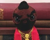 Mr. T plushie (made to order)