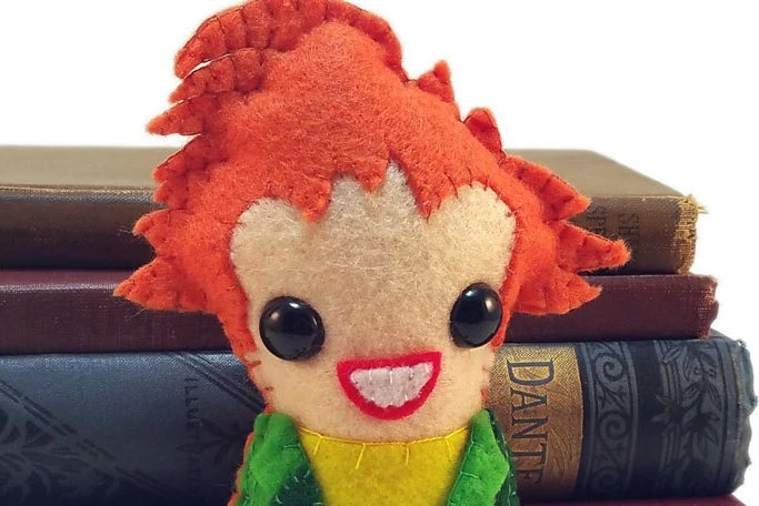 Drop Dead Fred plushie (m...