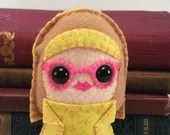 Honey Lemon plushie (made to order - will not arrive by Christmas)