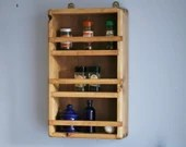 spice rack storage in nat...