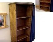 Tall bookcase, bookshelf,...