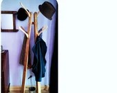 wooden hat coat stand 1.6...