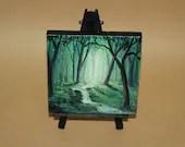 Original Mini Painting - ...