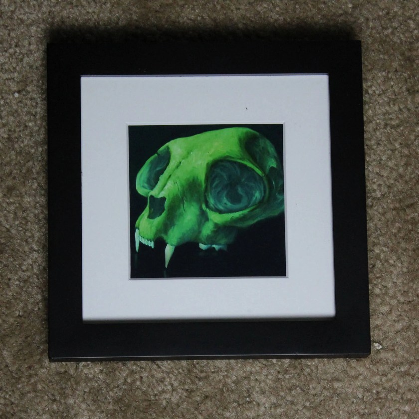 Small Framed Art Print (4...