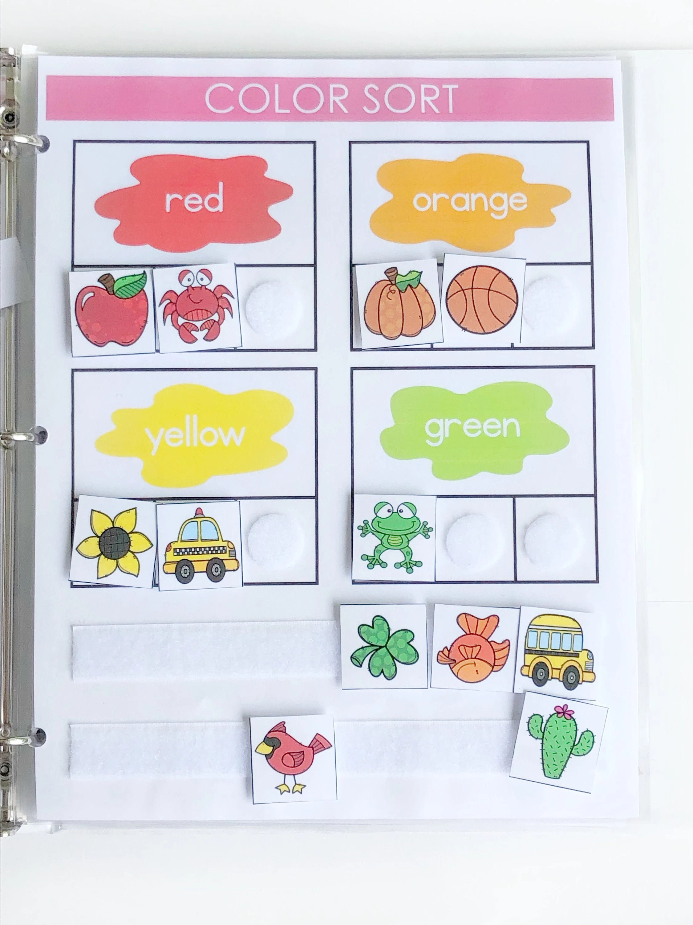 Color Sorting Worksheets Color Sorting Sorting Games Color