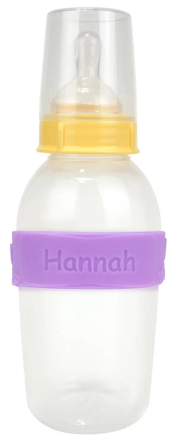 PACK of 3 Personalized Sippy Cup Labels & Baby Bottle Labels image 9