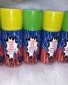 Spiderman Custom Silly String Digital Labels Shipped Or Etsy