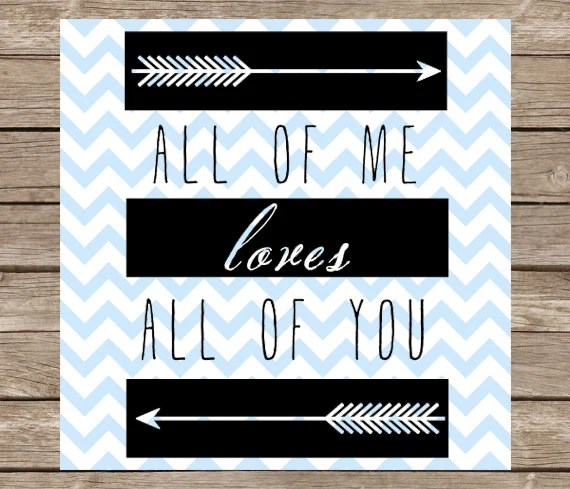 Download All of Me Loves All of You SVG Love svg Rustic svg Arrow ...