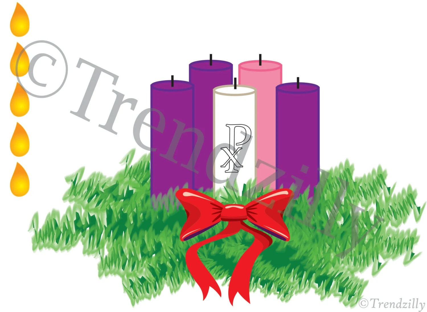 Advent Activity Pages Kids Advent Wreath Printable