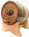Free Shipping 1 Liter Personalized Wine Barrel Custom Etsy