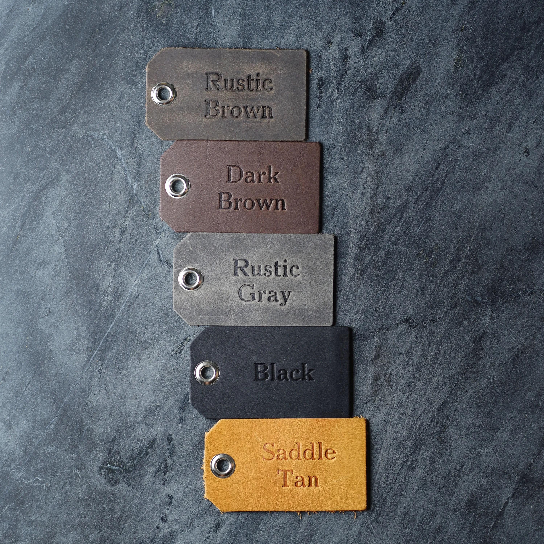 Personalized Premium Leather Bookmark image 4