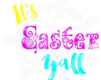 Download For Peeps Sake it's Easter Yall svg dxf eps & png   Etsy