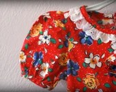 Vintage Latina Flavored Dress (2T)