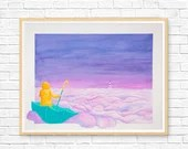 Original Whimsical Painti...