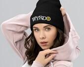 Wyrdo - Yupoong Cuffed Beanie