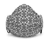 Sayagata #3 - Face mask
