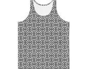 Sayagata #3 - Unisex AOP Tank Top