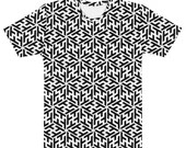 Sayagata #4 - Unisex AOP T-shirt