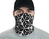 Geometry #1 - Neck Gaiter/Buff/Headband
