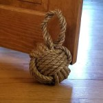 Home Garden 15 Nautical Rustic Monkey Fist Rope Knots