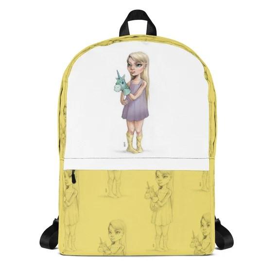 I Believe in Unicorns • Backpack