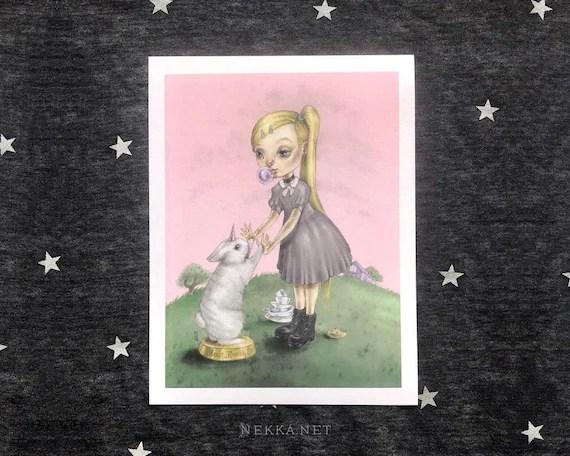 Eenie Meenie Sicileeny • Print & Poem Card (A3, A4, A5, A6)