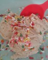 Birthday Cake Sprinkles With White Chocolate Chip Edible Etsy