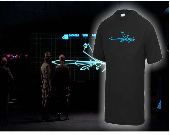 Star Wars: Death Star Computer Tee Shirt