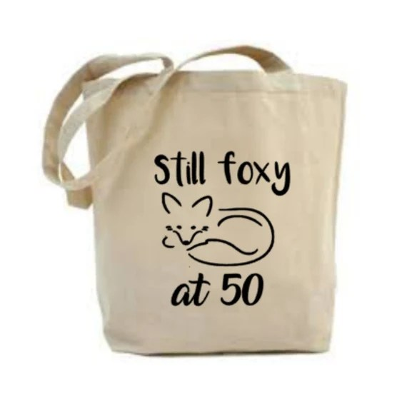 Still Foxy at 50 Bag
