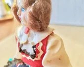 Vintage Creazioni Originale Made in Italy / Souvenir of Italy doll /Val  D Aosta